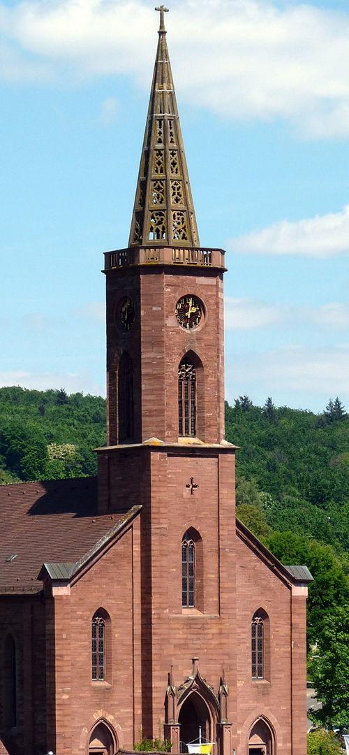 St. Martinskirche Obergrombach