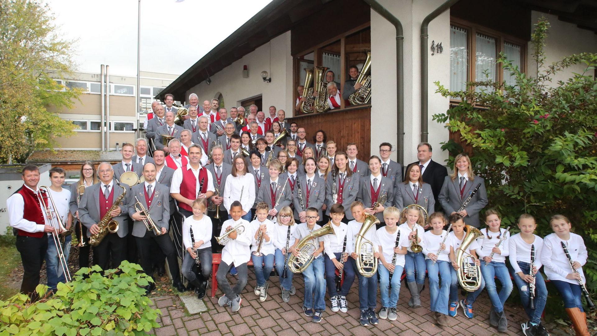 "Musikverein ""Eintracht"" Obergrombach e.V."