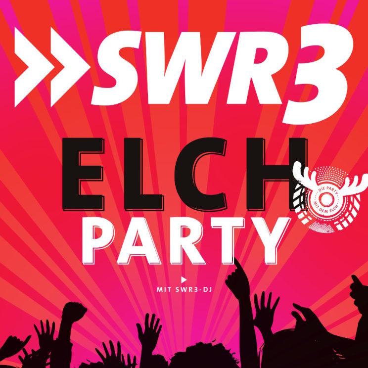 Logo SWR3 Elch-Party