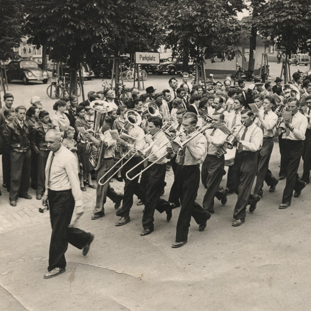 MVO in Bruchsal (50er)