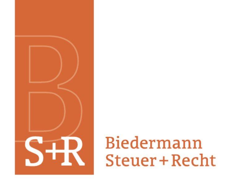 Sponsorenlogo: Steuerberatung Biedermann