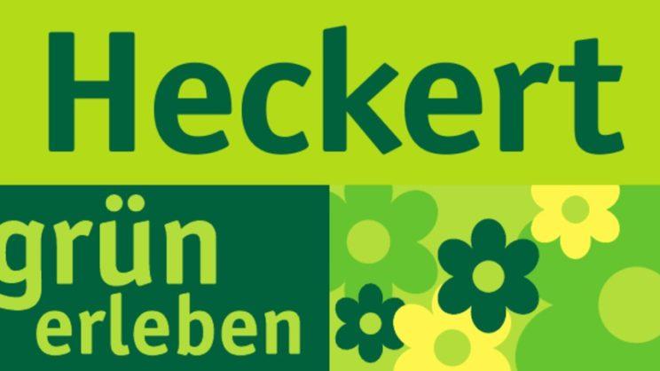 Sponsorenlogo: Gartencenter Heckert