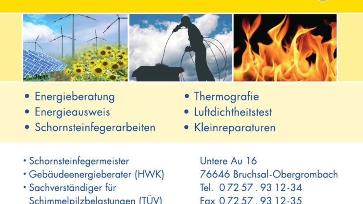Sponsorenlogo: Steffen Wilhelm - Energieberatung