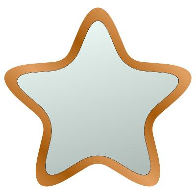 Stern, golden