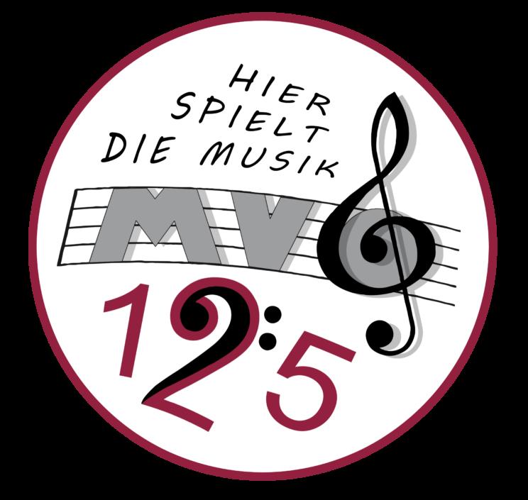 MVO - Logo zum Jubiläum