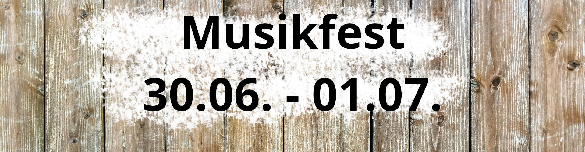 Titel Musikfest 2019
